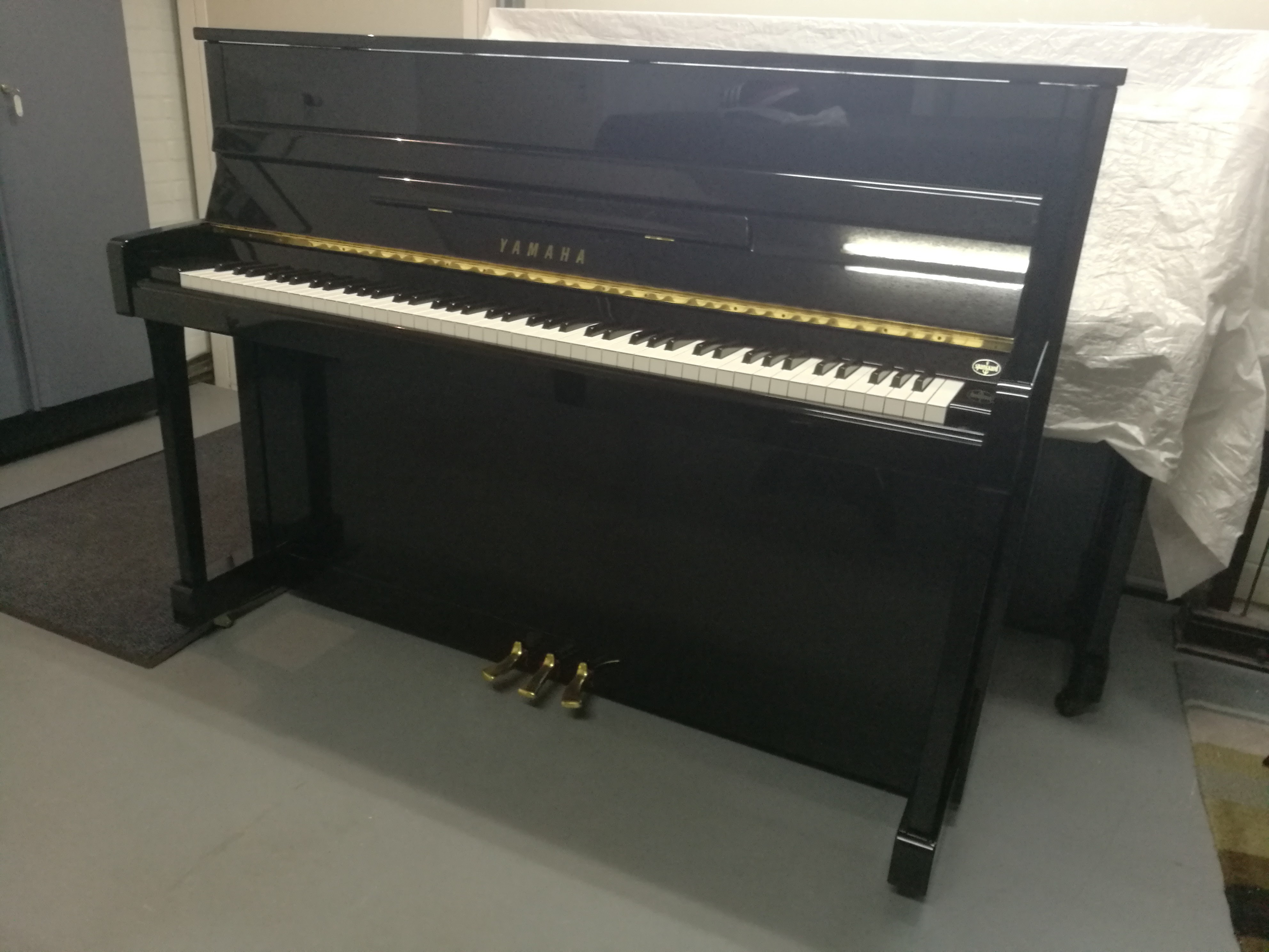 Yamaha piano - slide #2